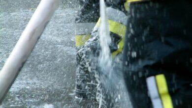 Bild von Ennepetal: Wasserrohrbruch