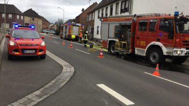 Bild von Langerwehe: Arbeitsreiche Woche für die Feuerwehr