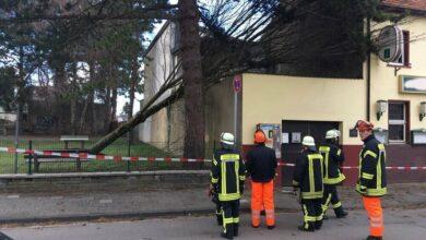 Bild von Eschweiler: Wetterbedingte Sturmeinsätze im Stadtgebiet