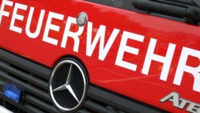 Bild von Ahlen: Verkehrsunfall auf der Warendorfer Straße