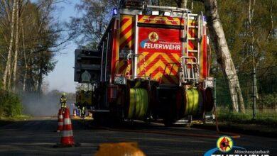 Bild von Mönchengladbach: Verkehrsunfall fordert 2 Verletzte